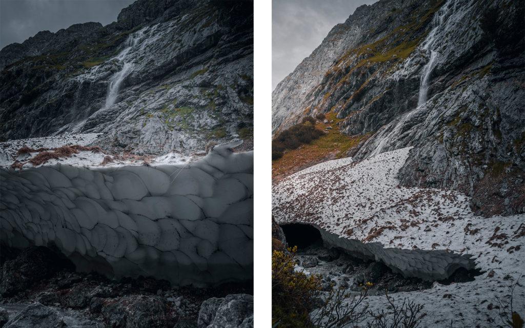 Höllentalklamm-wandern-Gletscher
