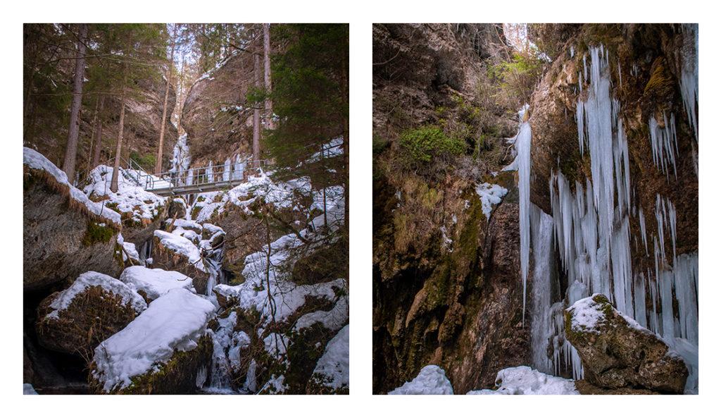 Hinanger-wasserfall-im-winter-wandern