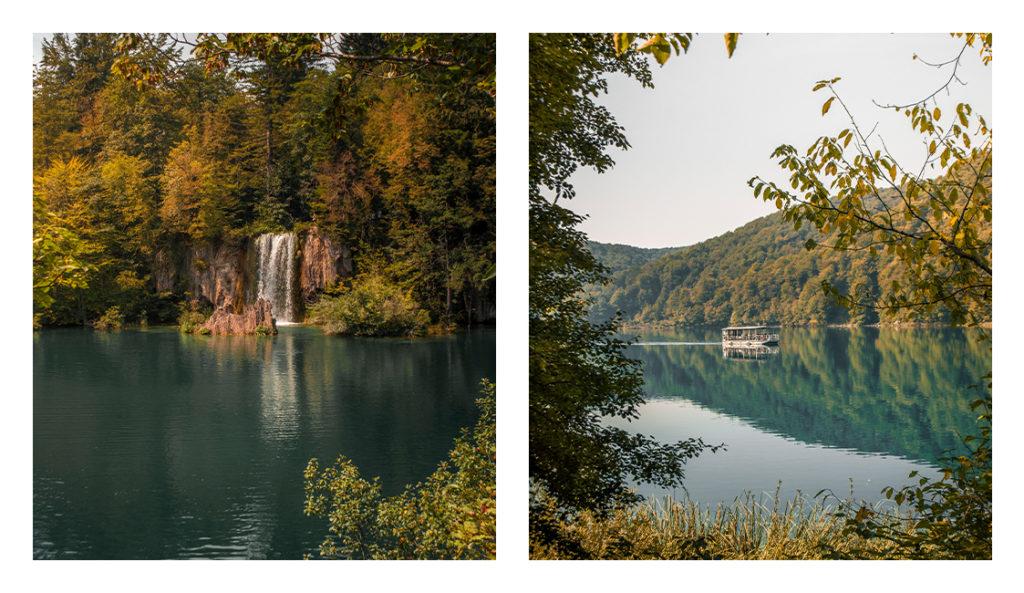 Plitvicer-Seen-in-Kroatien-Wasserfall