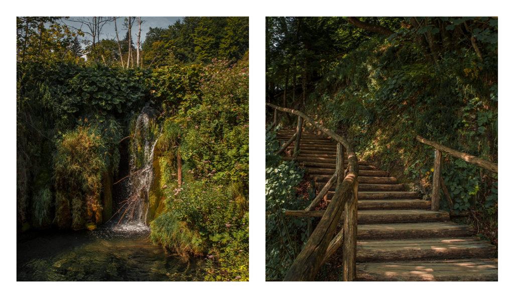 Plitvicer-Seen-in-Kroatien-Pfad