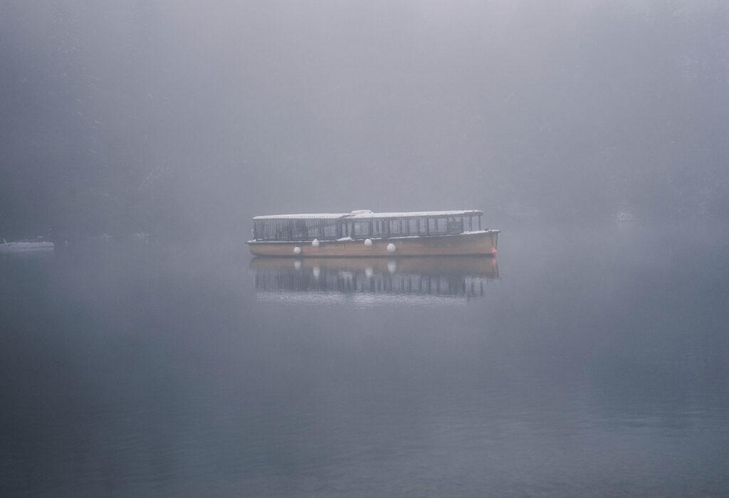 Nebel-Fotografieren-Boot