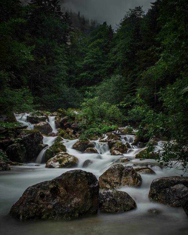 Wasserfall fotografieren Langzeitbelichtung 02