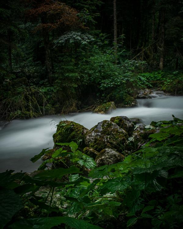 Wasserfall fotografieren Langzeitbelichtung 01